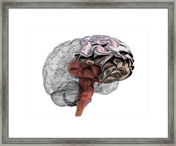 Artificial Intelligence Framed Print
