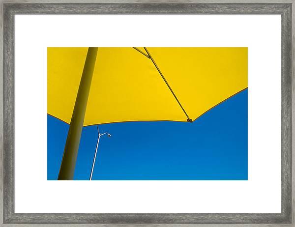 Asbury Park Nj Boardwalk Framed Print