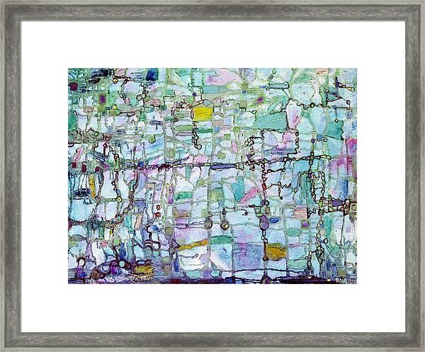 Associations Framed Print