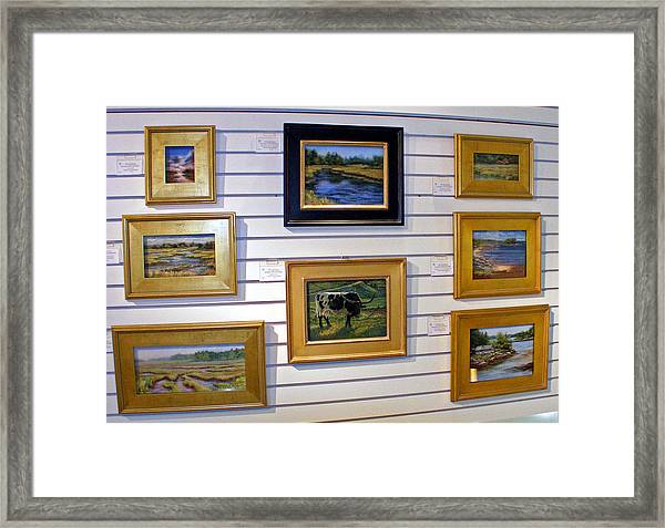 assorted frames I use Framed Print