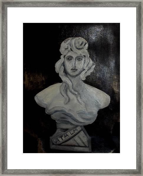 Atala Framed Print