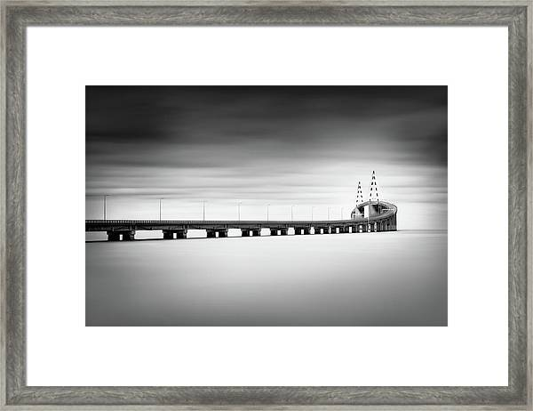 Atlante Framed Print by Davide Carraro