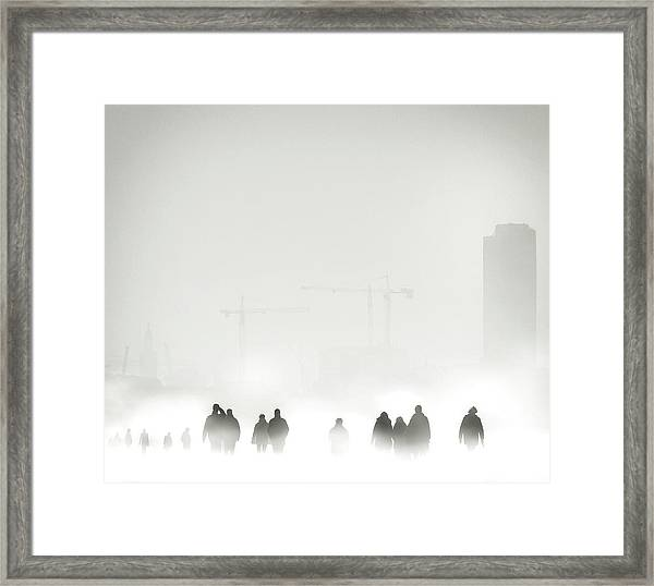 Atmosphere Framed Print