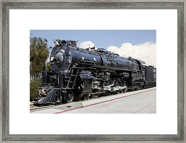 A T S F 3751 Framed Print
