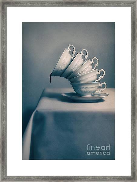 Attention  Framed Print