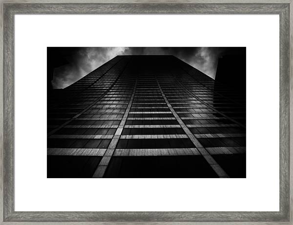 Attractor Framed Print