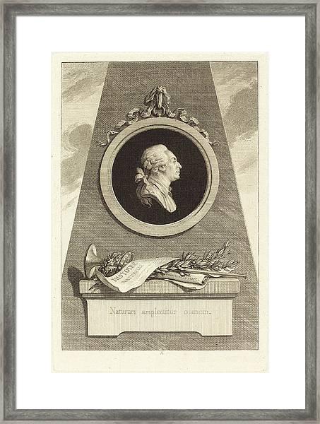 Augustin De Saint-aubin After Piat Joseph Sauvage French Framed Print by Quint Lox