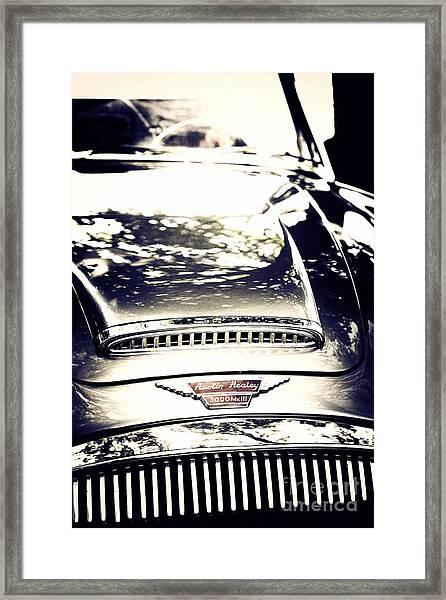 Austin Healey 3000 Framed Print