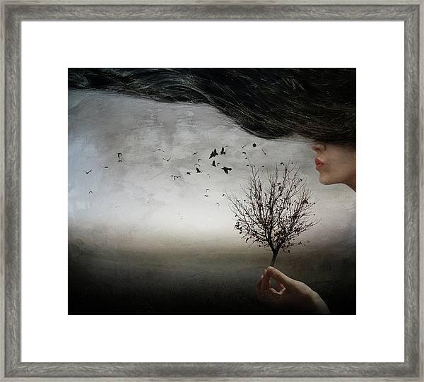 Autumn Mood Framed Print