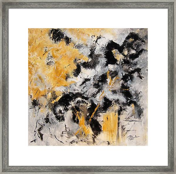Autumn Nights Framed Print