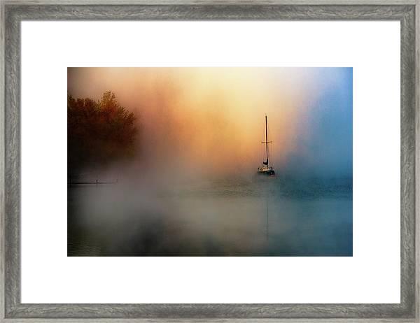 Autumnal Orpheus ... Framed Print
