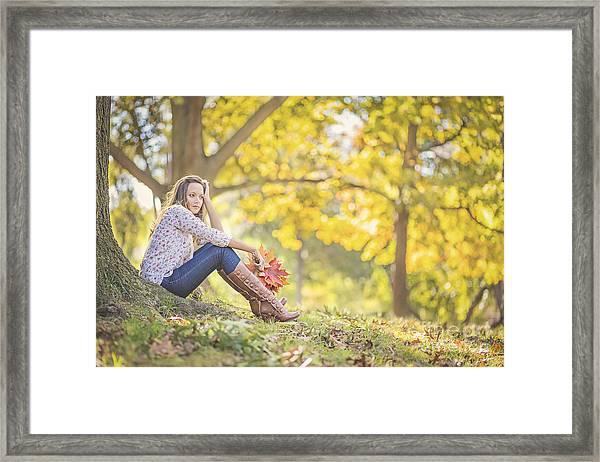 Autumnalia Framed Print