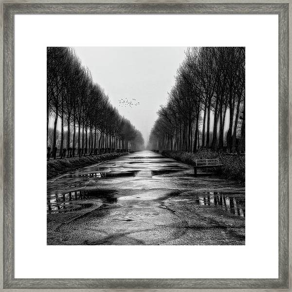 Autumn's Soul Framed Print