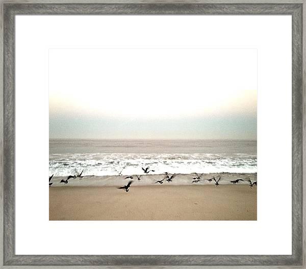 Avenue B Framed Print