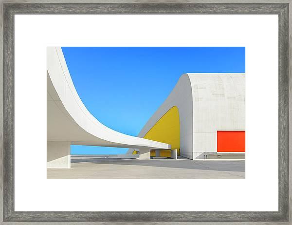 Avila?s Framed Print