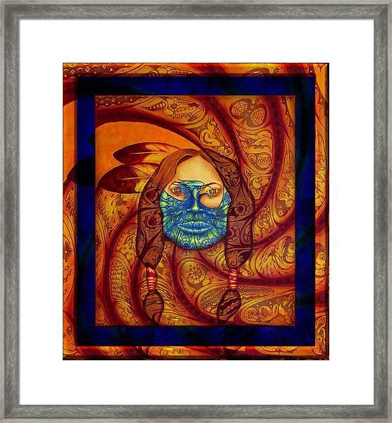 Awakenings II Framed Print