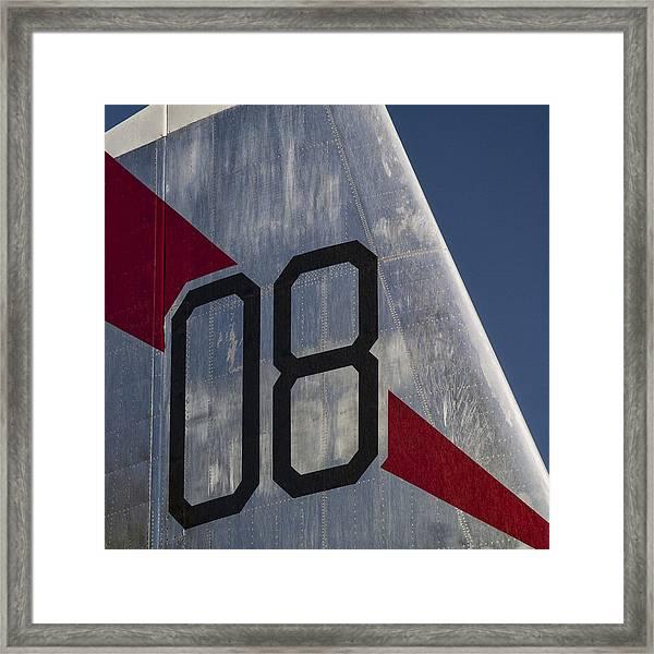 B-45a Tornado Bomber Framed Print