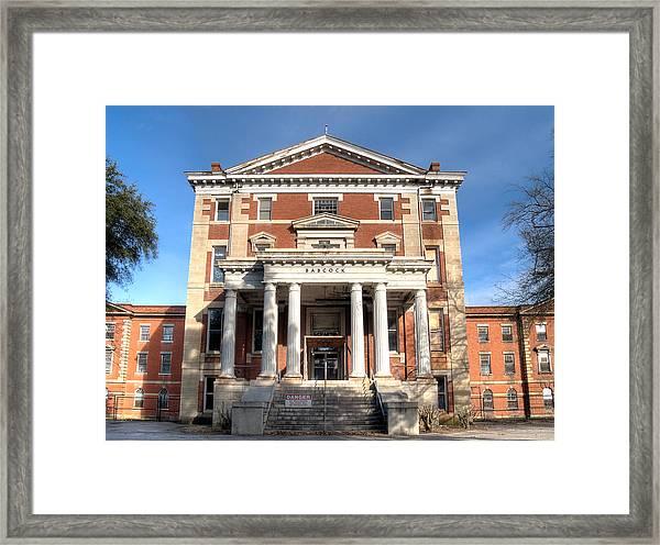 Babcock Building-2 Framed Print