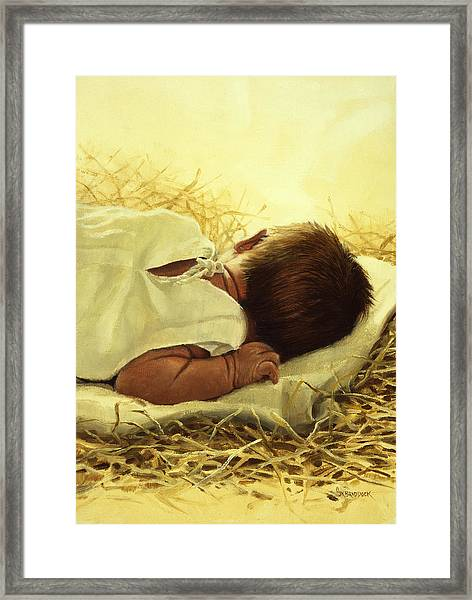 The Gift Of God Framed Print