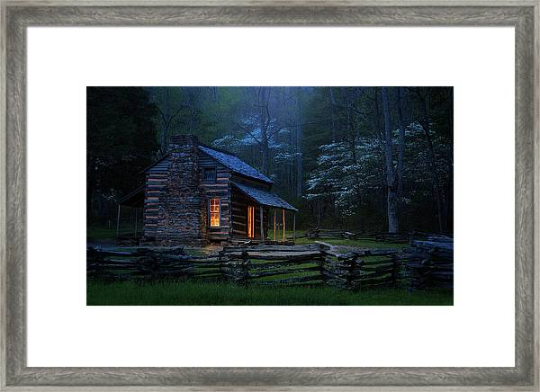 Back To Good Old Days Framed Print by J&w Photography