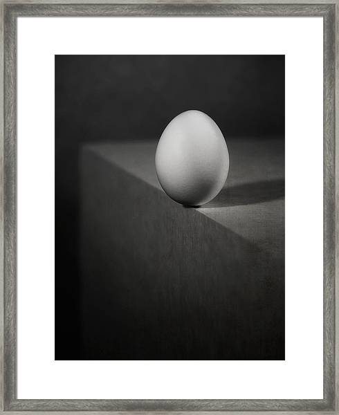 Balance Framed Print by Louis-philippe Provost