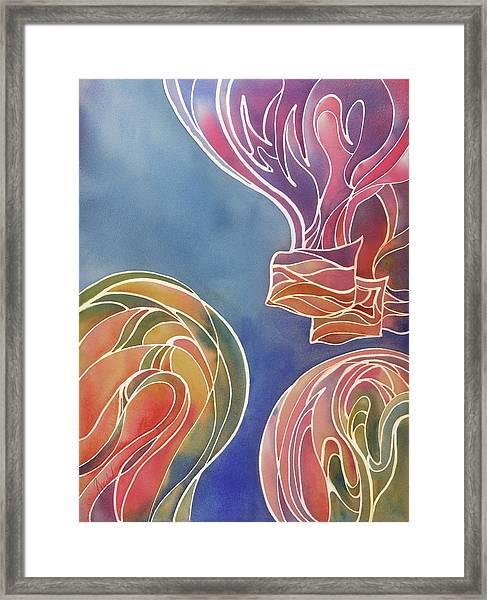 Balloons IIi Framed Print