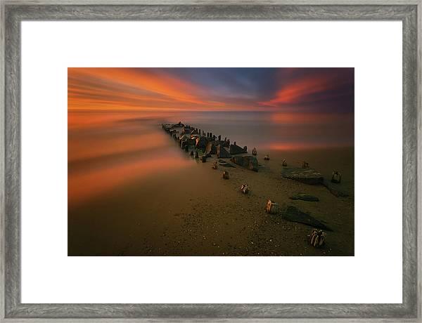Baltic Framed Print