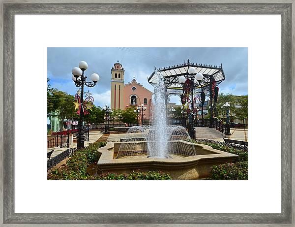 Barranquitas 5612 Framed Print