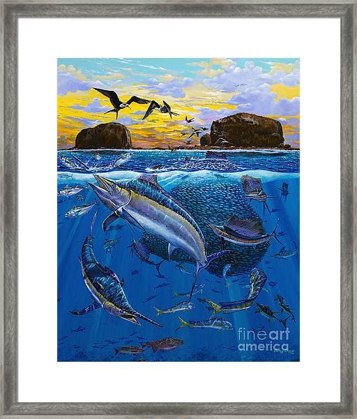 Bat Island Off00139 Framed Print
