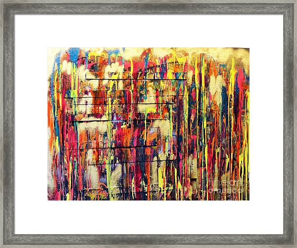 Be An Original Framed Print