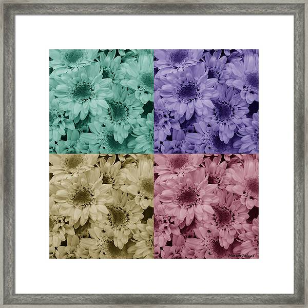 Beauteous Bounty Framed Print