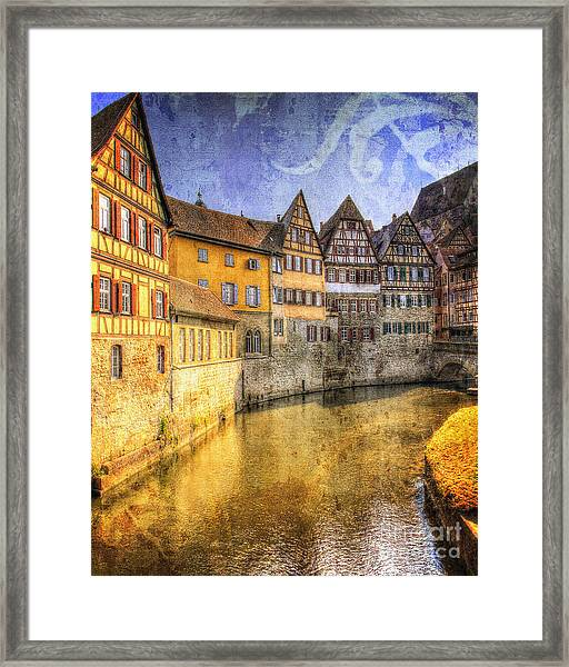 Beautiful Past Framed Print