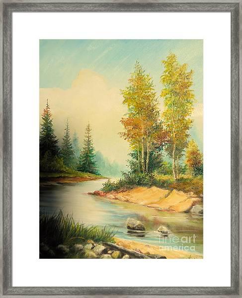 Beautiful Wild  Framed Print