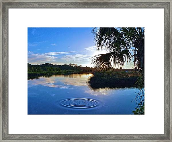 Beautifulness Framed Print