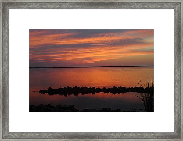 Before Sunrise Framed Print