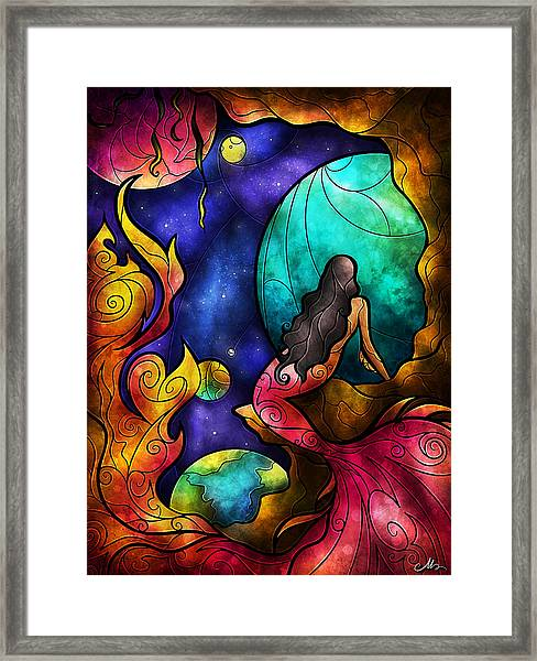 Believe Framed Print