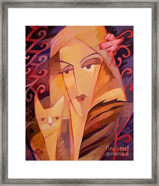 Bella Donna Framed Print