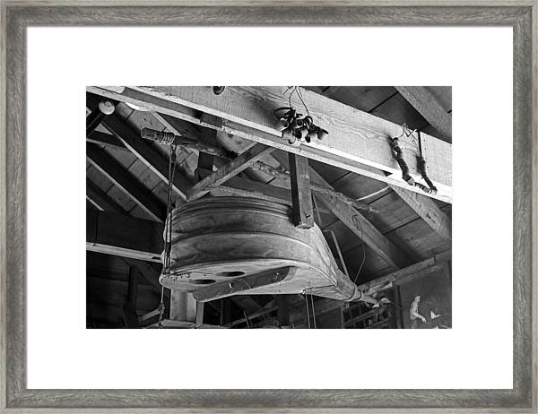 Bellows Framed Print
