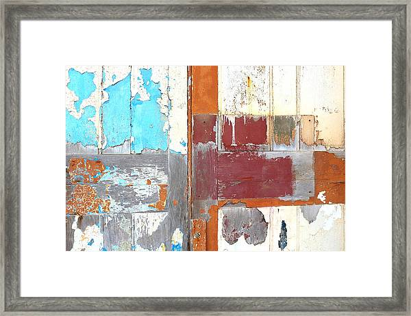 Bermuda Living Framed Print