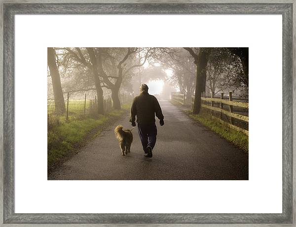 Best Buddies 2 Framed Print