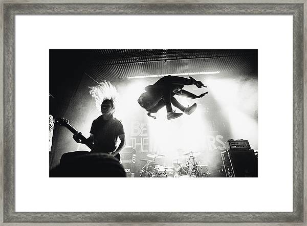 Betraying The Martyrs Framed Print