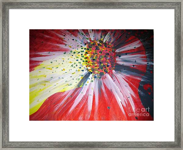 Big Bang Framed Print