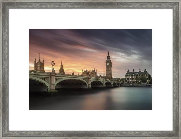 Big Ben, London Framed Print