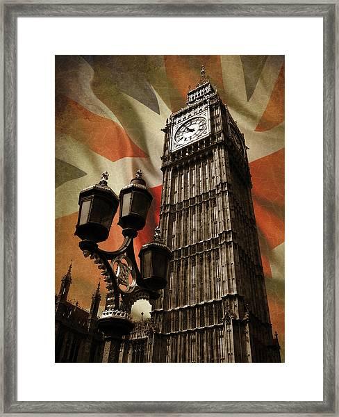 Big Ben London Framed Print