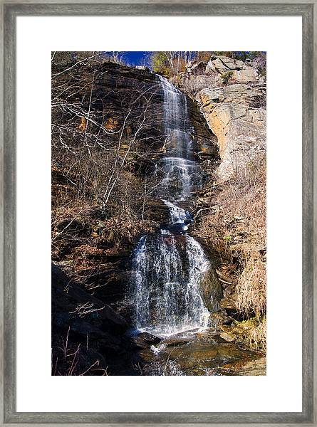 Big Bradley Falls 2 Framed Print