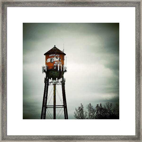 Birthplace Novi Special Framed Print