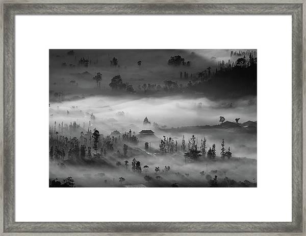 Blanket Framed Print