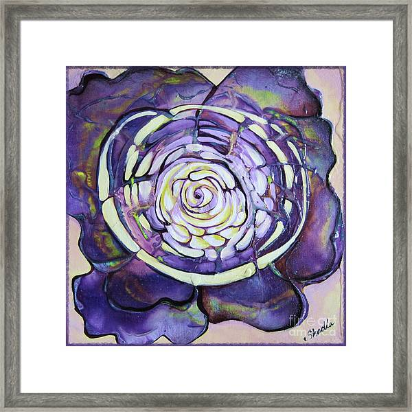Bloom Iv Framed Print
