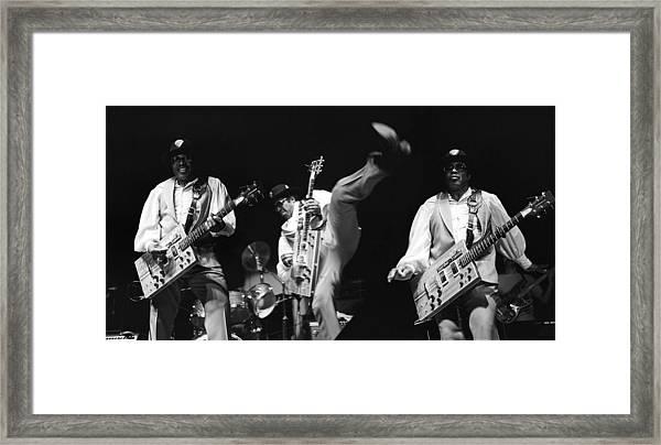 Bo Diddley 3 Framed Print
