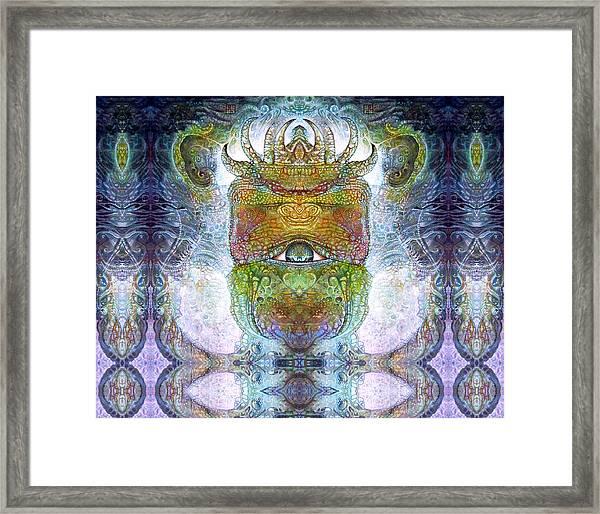 Bogomil Variation 15 Framed Print